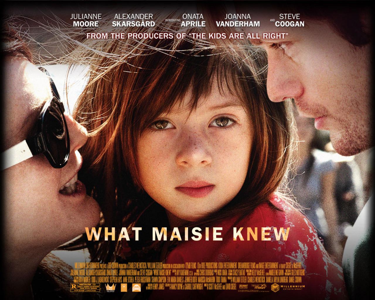 Book vs. Film – What Maisie Knew | booksaremyfavouriteandbest Helena Bonham Carter Divorce