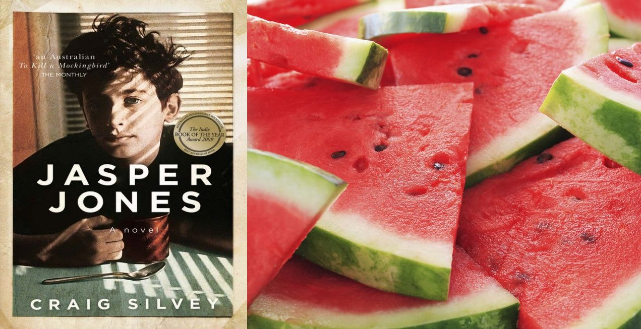 jasper jones by craig silvey essay His visitor is jasper jones, an outcast in their small mining town, and he has  come to  read craig silvey's short essay about writing jasper jones (archive 1 ,.
